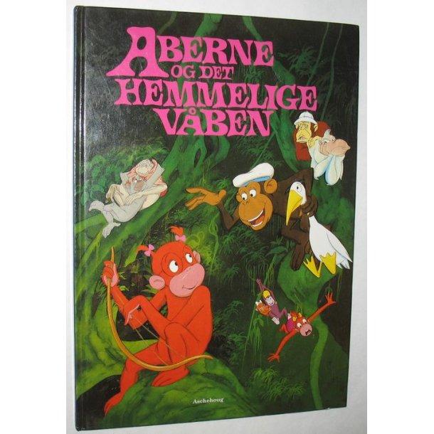 0f6eceb356f Aberne og det hemmelige våben af Bent Haller brugt på antikvariat ...