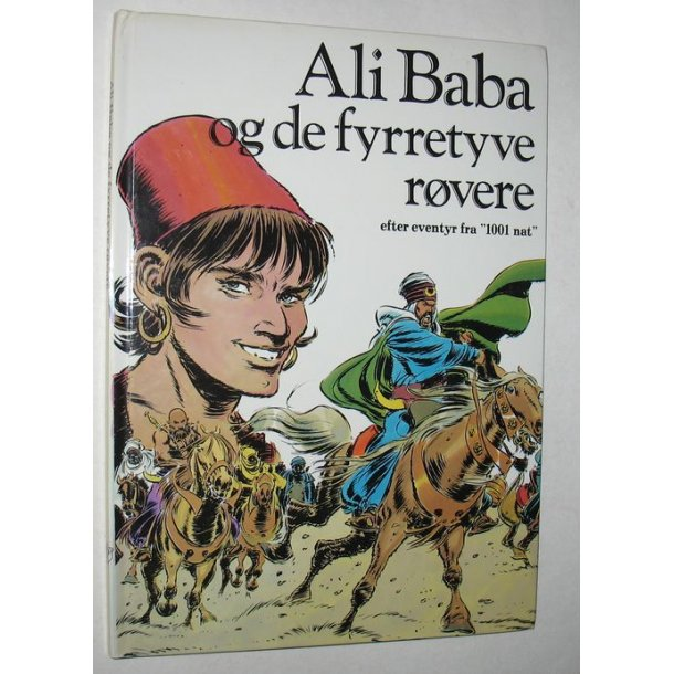 Ali Baba Og De Fyrretyve Røvere