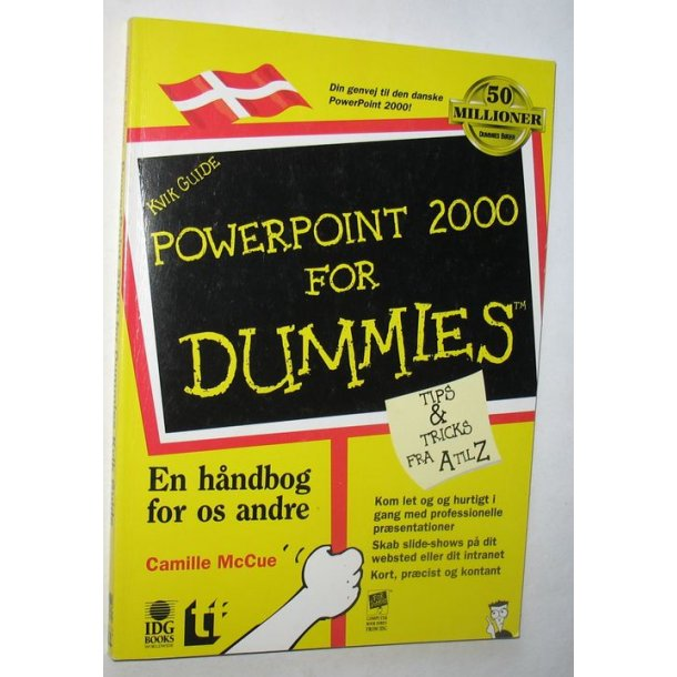 Powerpoint 2000 for Dummies