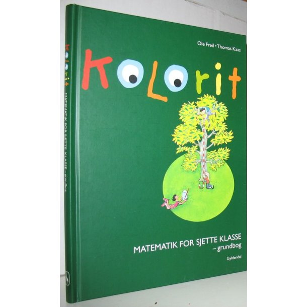 Kolorit - Matematik for sjette klasse - grundbog
