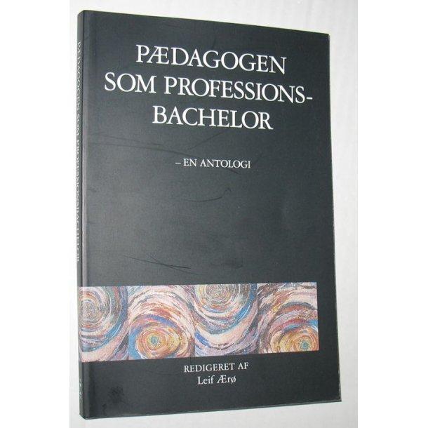 Pædagogen som professionsbachelor