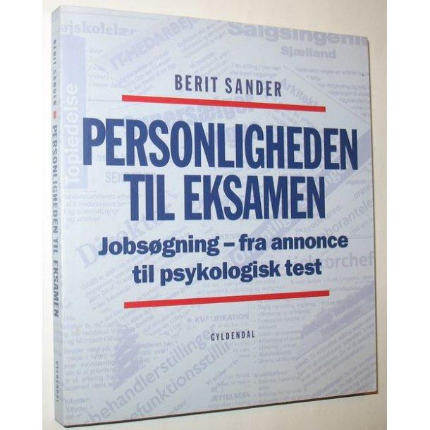 Personligheden til eksamen - Jobsøgning