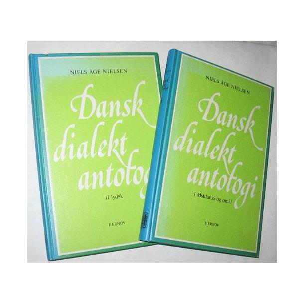 Dansk dialekt antologi 1+2