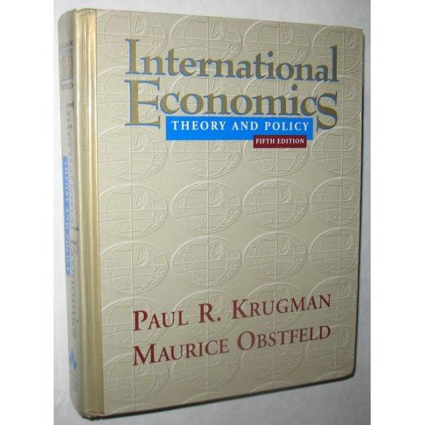 International Economics fifth edition