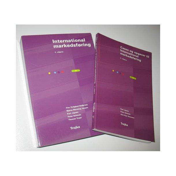 International markedsføring + Cases og opgaver