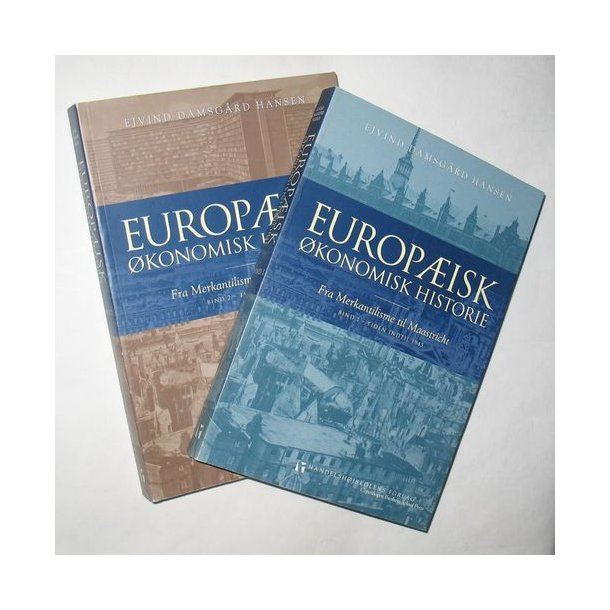 Europæisk økonomisk historie Bind l+ll