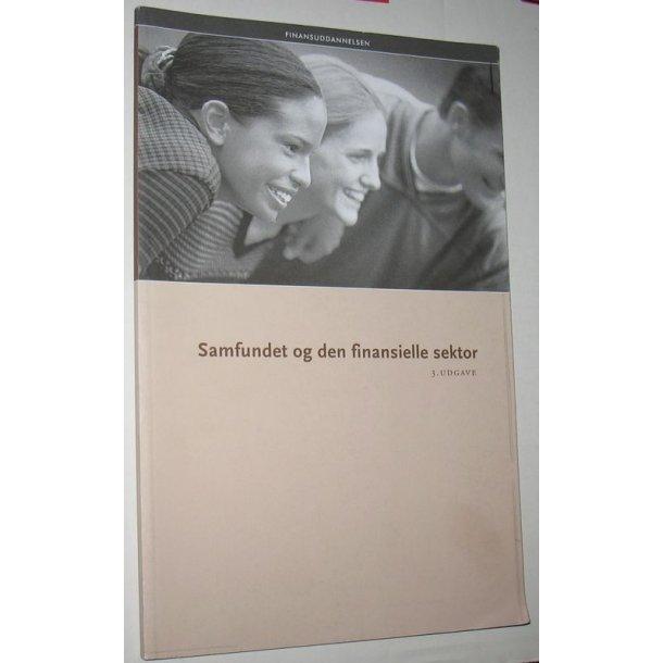 Samfundet og den finansielle sektor 3. udgave