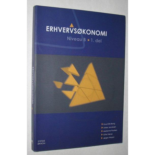 Erhvervsøkonomi Niveau B - 1. del