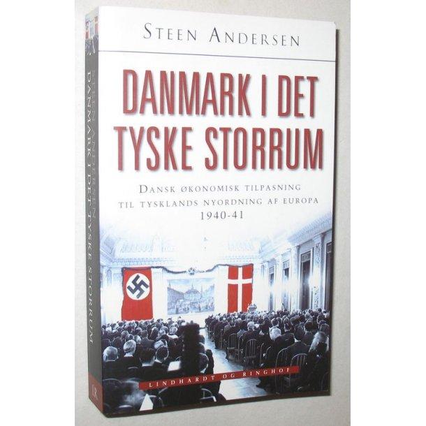Danmark i det tyske Storrum