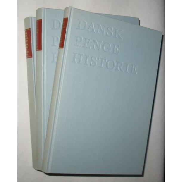 Dansk pengehistorie Bind l-lll