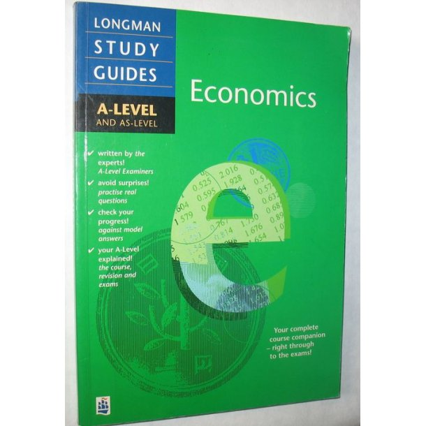 Economics - A.level and AS-level