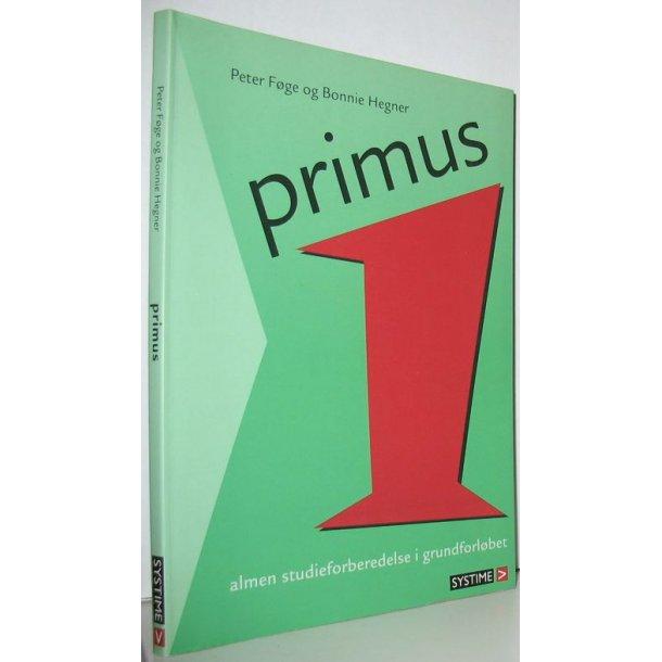 Primus almen studieforberedelse i grundforløb