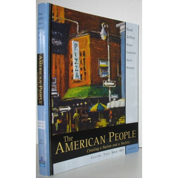 The American People - volume two