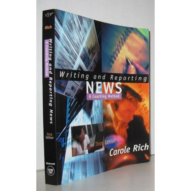 Writing and Reporting News - A Coaching Method
