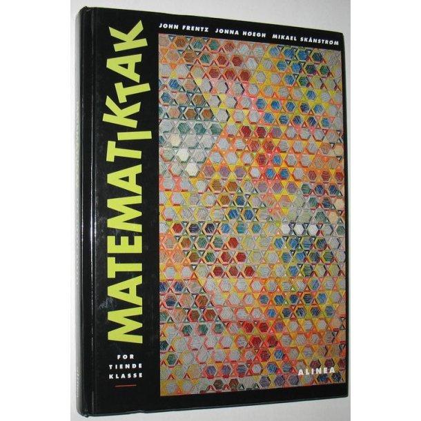 Matematiktak - for tiende klasse