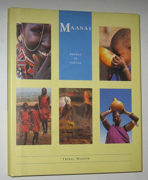 Maasai - People of Cattle - Tribal Wisdom - David M. Anderson - Antikvariat www.BookStone.dk