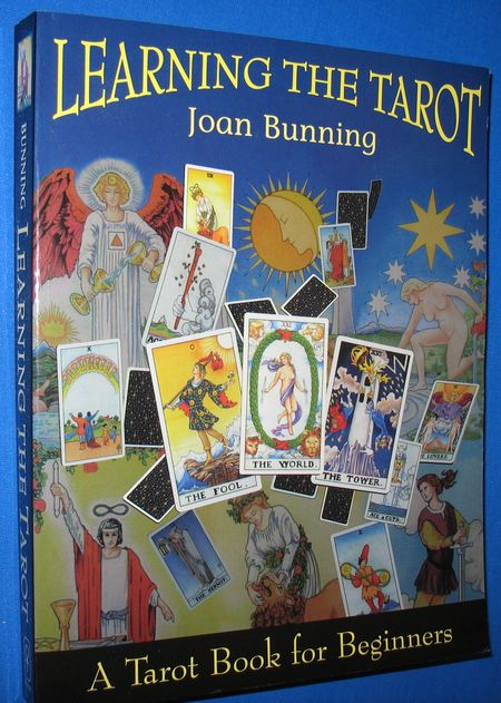 Learning The Tarot Af Joan Bunning