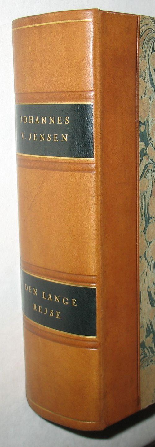 Den lange rejse bind l + ll i et bind Johannes V. jensen