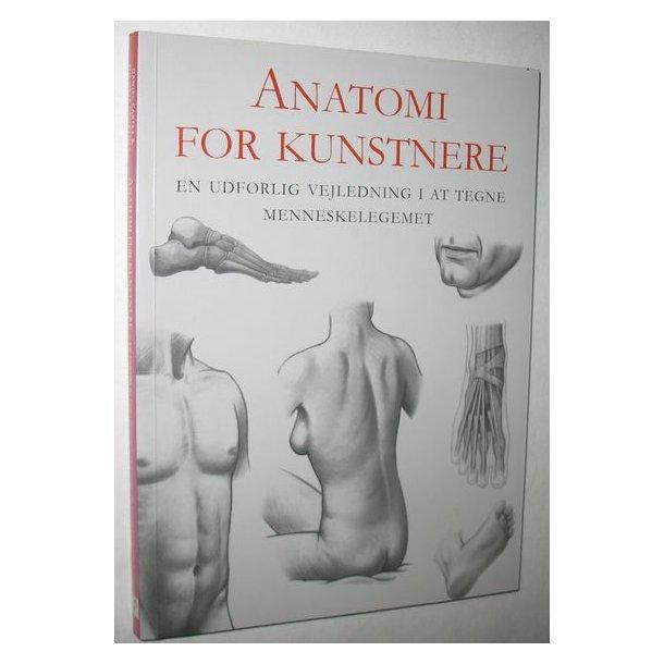 anatomi for kunstnere
