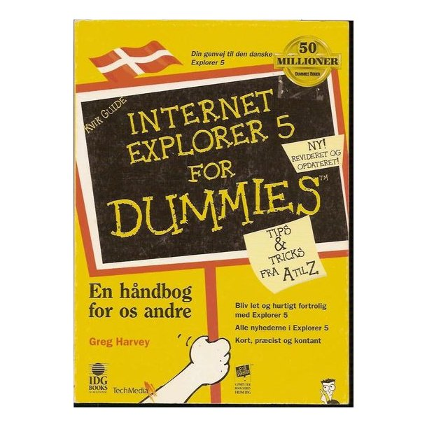 Internet explorer 5 for dummies