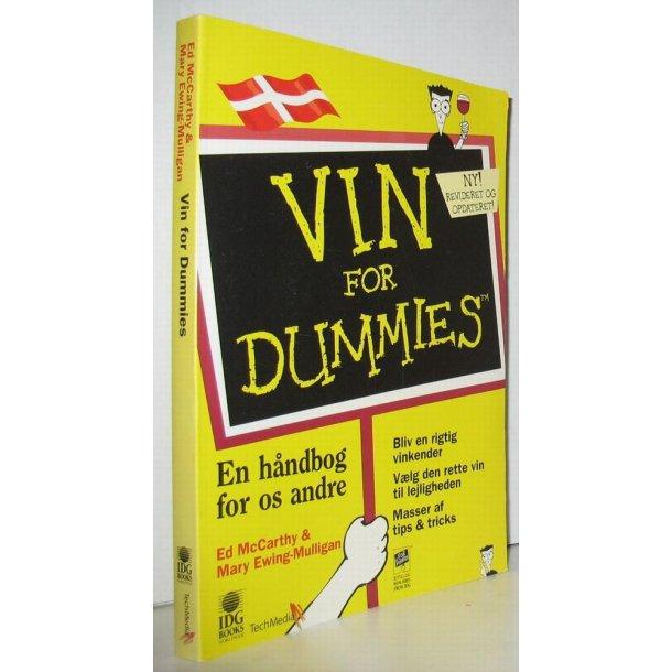 Vin for Dummies