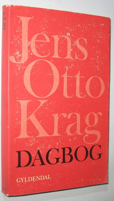 dagbog 1971 1972 af jens otto krag antikvariat brugt. Black Bedroom Furniture Sets. Home Design Ideas