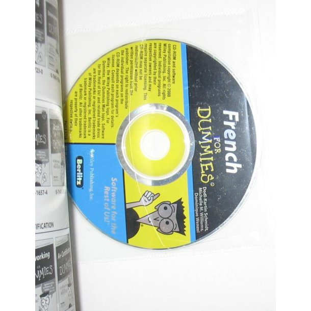 French for Dummies inkl. CD