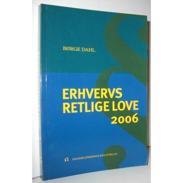Erhvervsretlige love 2006