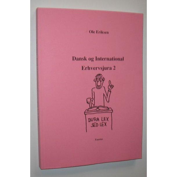 Dansk og International Erhvervsjura 2