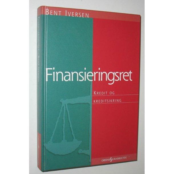 Finansieringsret - kredit og kreditsikring