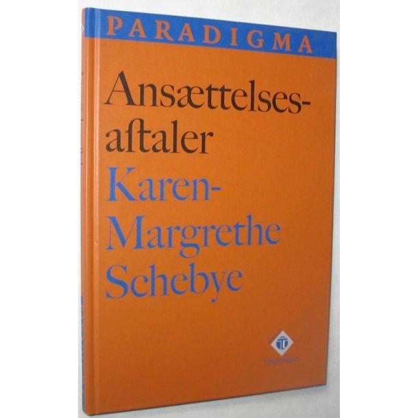 Paradigma Ansættelsesaftaler + CD