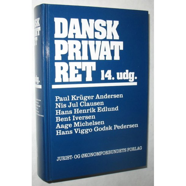 Dansk privatret 14. udg.