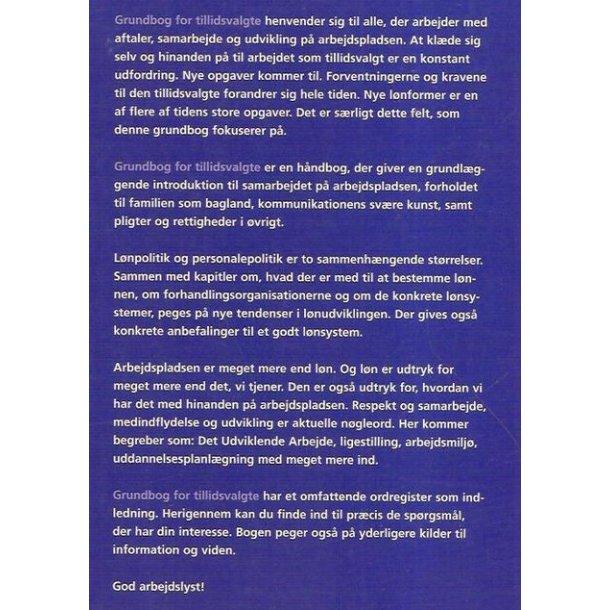 Grundbog for tillidsvalgte