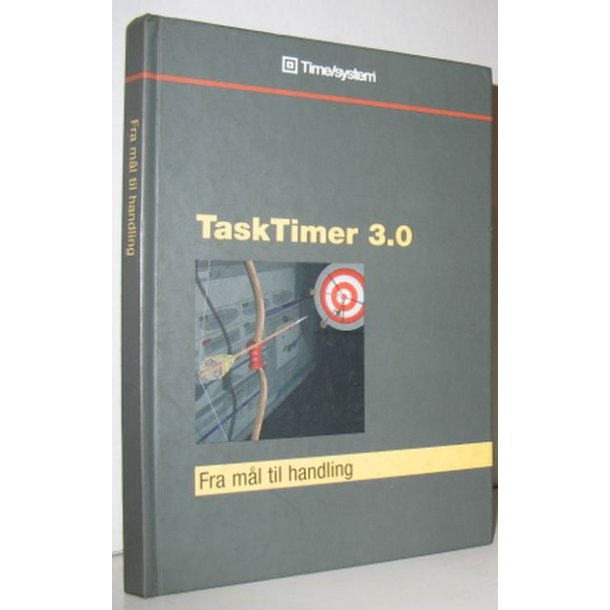 Tasktimer 3.0 - fra mål til handling