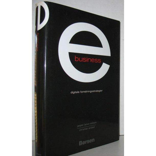 E-business - digitale forretningsstrategier