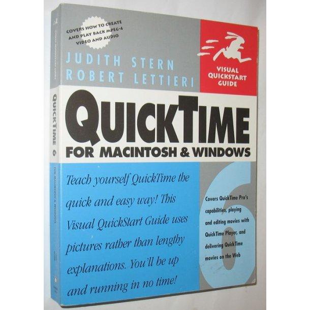 QuickTime for Macintosh & Windows