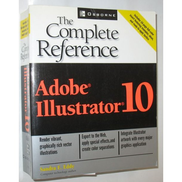 Adobe Illustrator 19 - the Complete Reference