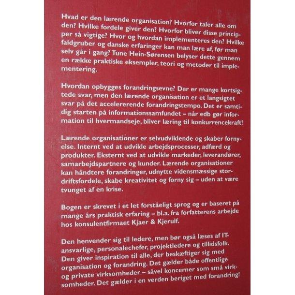 Organisation og forandring - den lærende organisat