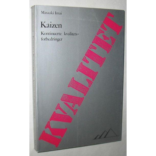 Kaizen - kontinuerte kvalitetsforbedringer