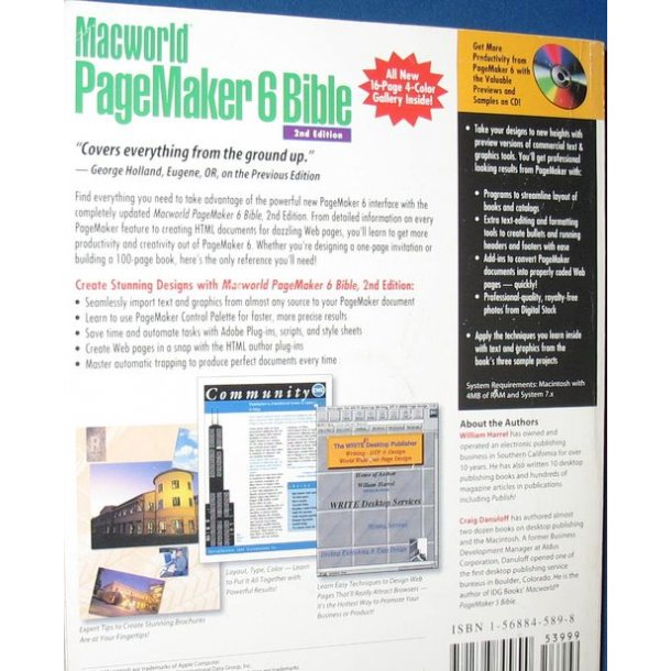 Macworld - PageMaker 6 Bible, Second Edition
