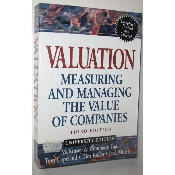 Valuation - Third Edition
