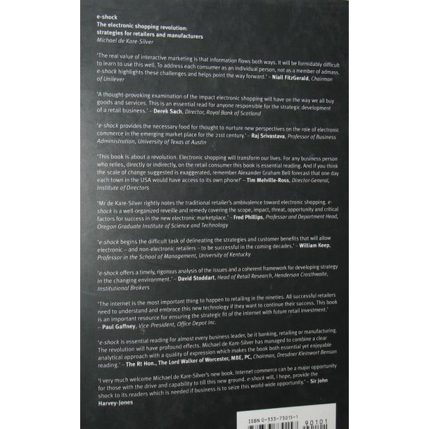 E-shock - The electronic shopping revolution