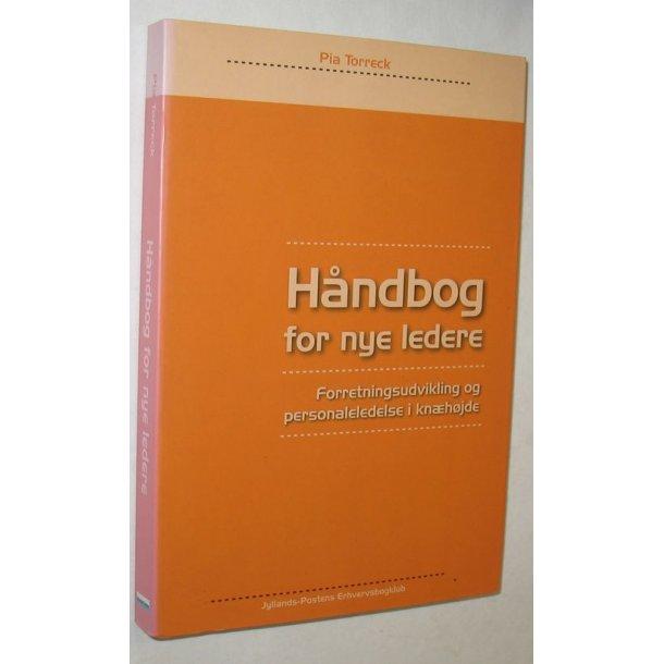 Håndbog for nye ledere