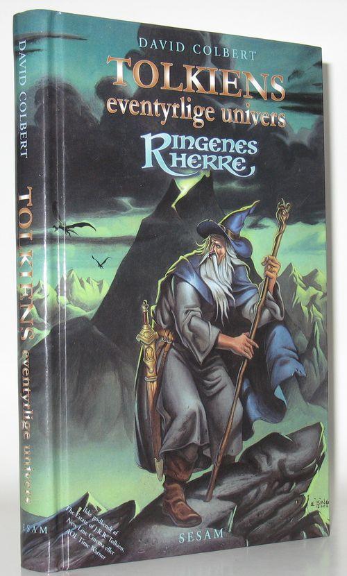 Tolkiens Eventyrlige Univers Af David Colbert Tolkien Køb Online