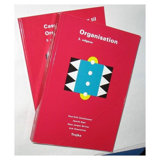 Organisation + Cases og opgaver