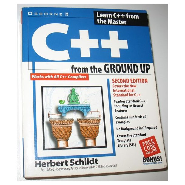 C++ from the ground up second edition