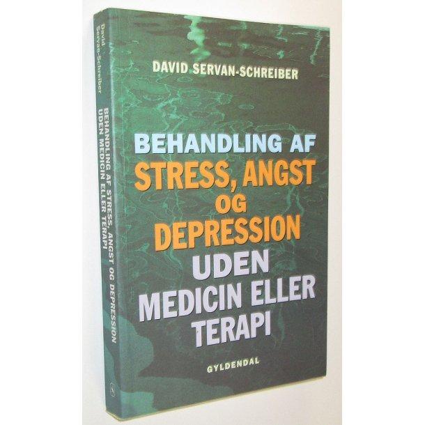 behandling af depression uden medicin
