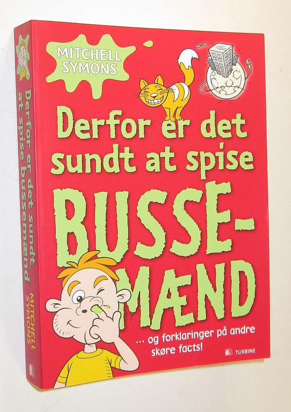 Derfor er det sundt at spise bussemænd - Humor, satire..... - Antikvariat BookStone